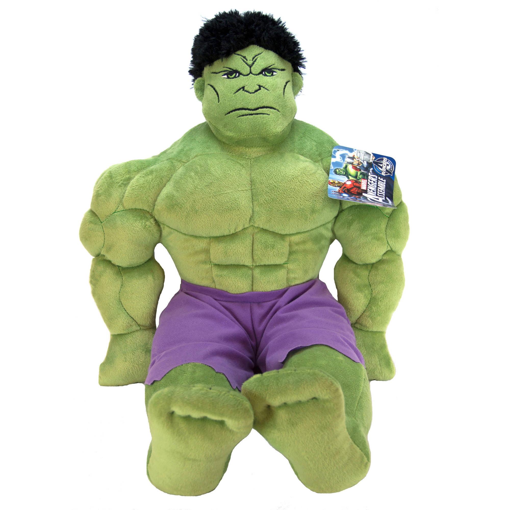 Marvel Avengers Hulk Pillow Buddy Walmartcom