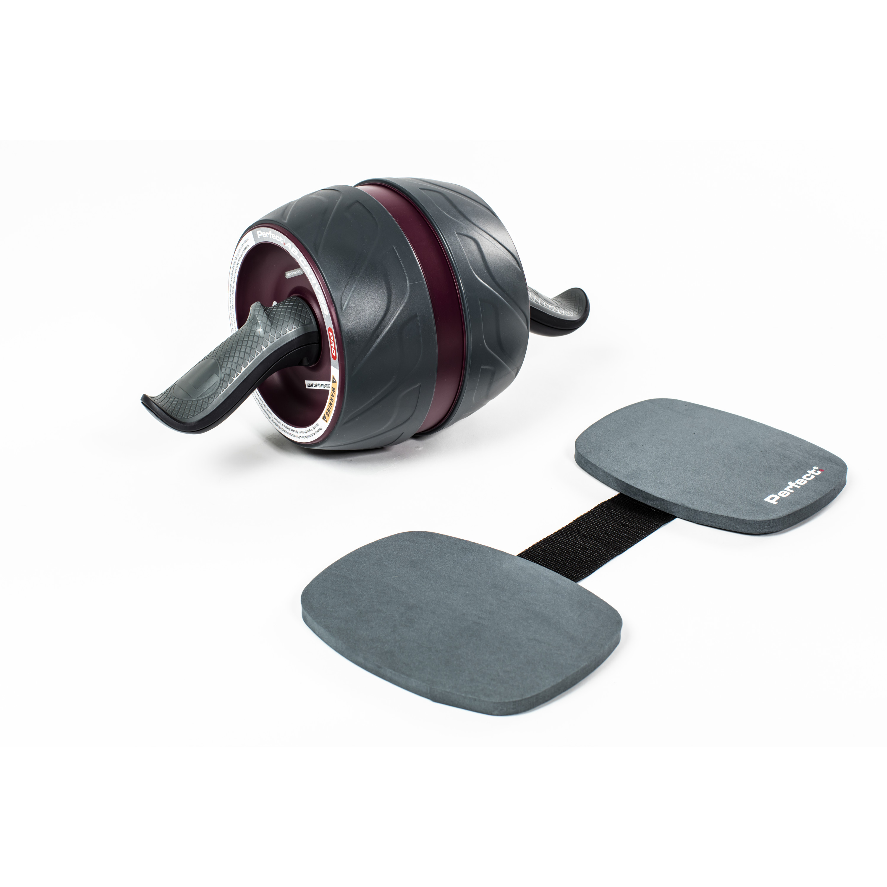 Perfect Fitness Ab Carver Pro Roller for Core Workouts