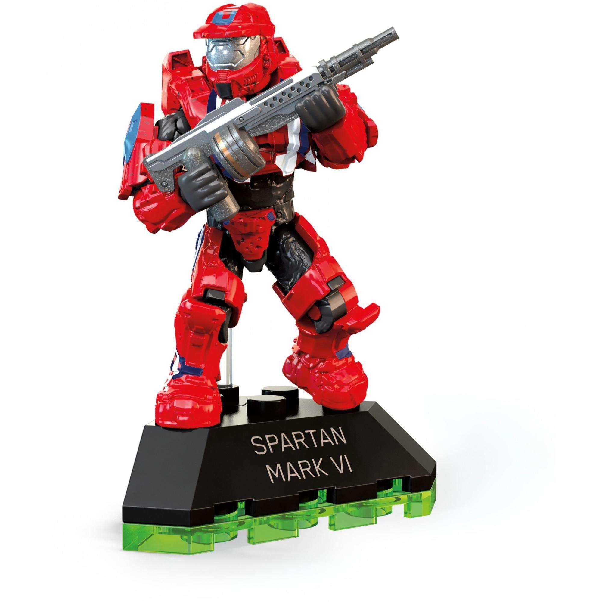 Lego Halo Spartan Decals