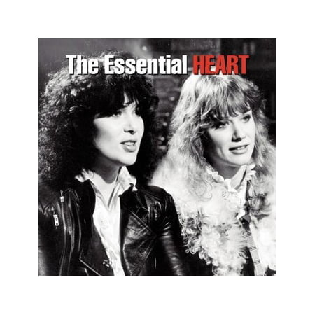 Essential Heart (Remaster) (CD) (Essentials Series Cd)