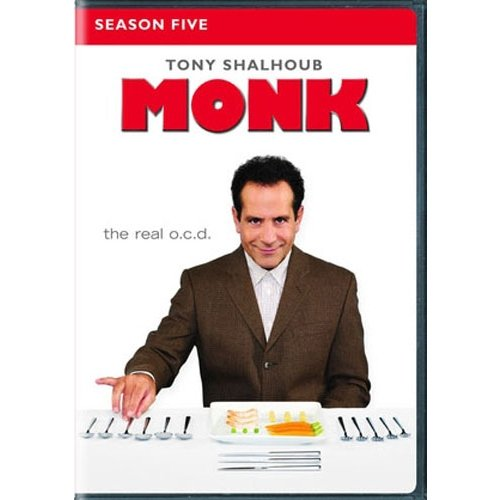 Monk: Season Five (Anamorphic Widescreen)