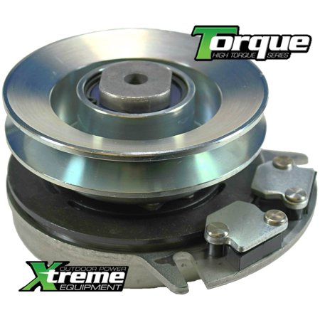 Lawn Tractor Pto - Replaces Warner 521736 PTO Clutch Lawn Mower Garden Tractor Upgraded Bearing