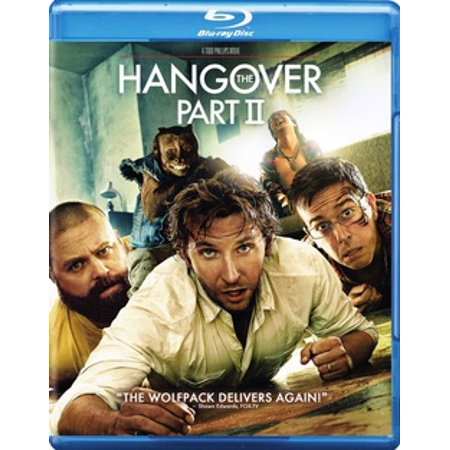 The Hangover Part II (Blu-ray) - Allen From The Hangover