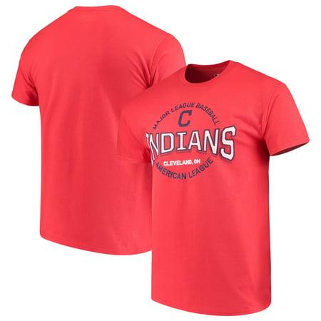 - Men's Majestic Red Cleveland Indians Beat 'Em T-Shirt