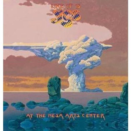 Like It Is   Yes Live At The Mesa Arts Center  Vinyl
