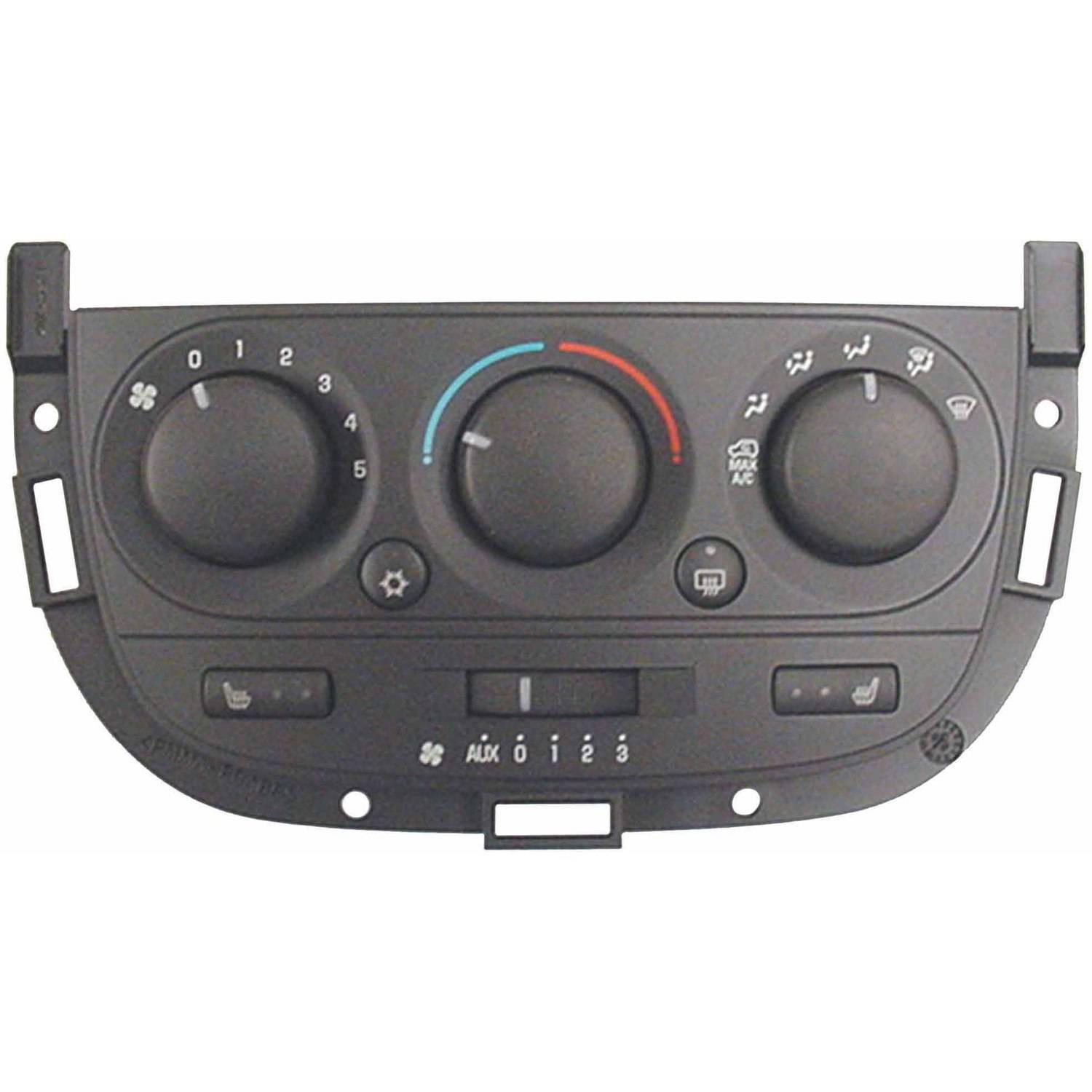 ACDelco Heater Control Assembly, DEL15-73704
