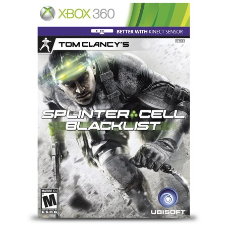 Tom Clancys Splinter Cell Blacklist  Xbox 360   Xsdp  27466   America Is On Notice  A Radical Group Called The Engineers Has Issued A Blacklist  A Series Of Deadly Attacks That Will Be Carried O