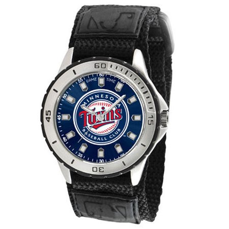 Minnesota Twins Mens Veteran Watch