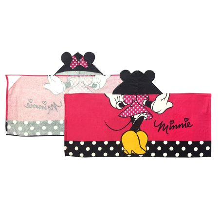 Disney Minnie HD Bath Towel, 1 Each