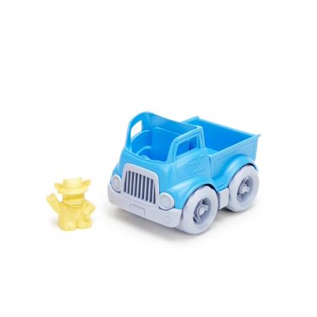 Green Toys Mini Pick-up Truck with a Character (5 Year Old Won T Pick Up Toys)