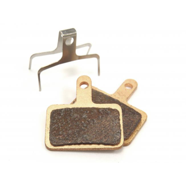 Clarks Sintered MTB Disc Brake Pads VRX857C