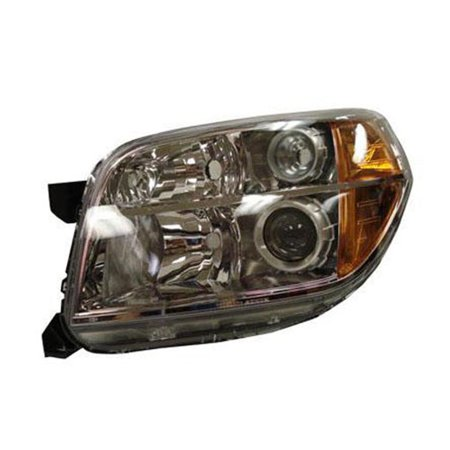 2006-2008 Honda Pilot  Aftermarket Driver Side Front Head Lamp Lens and Housing 33151S9VA11-V