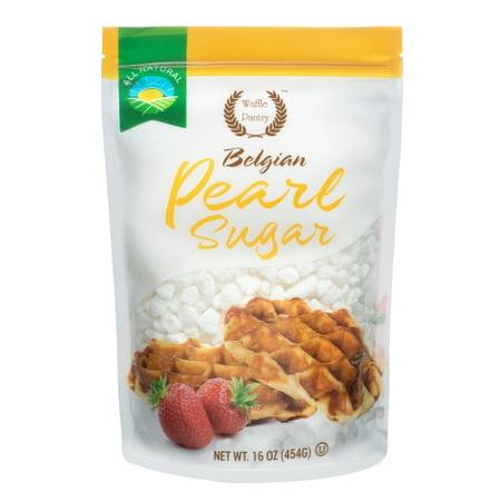 - Waffle Pantry Belgian Pearl Sugar, 16 oz