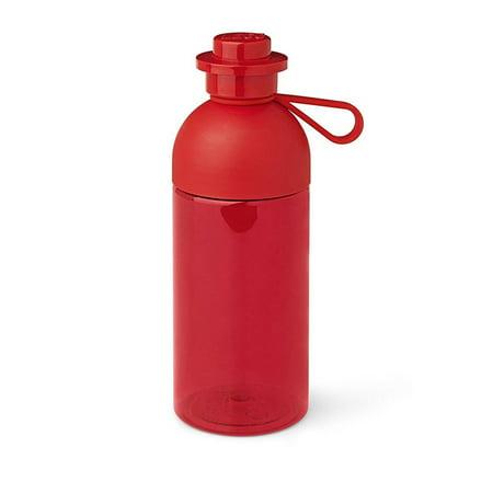 LEGO 17oz Hydration Bottle, Bright Red
