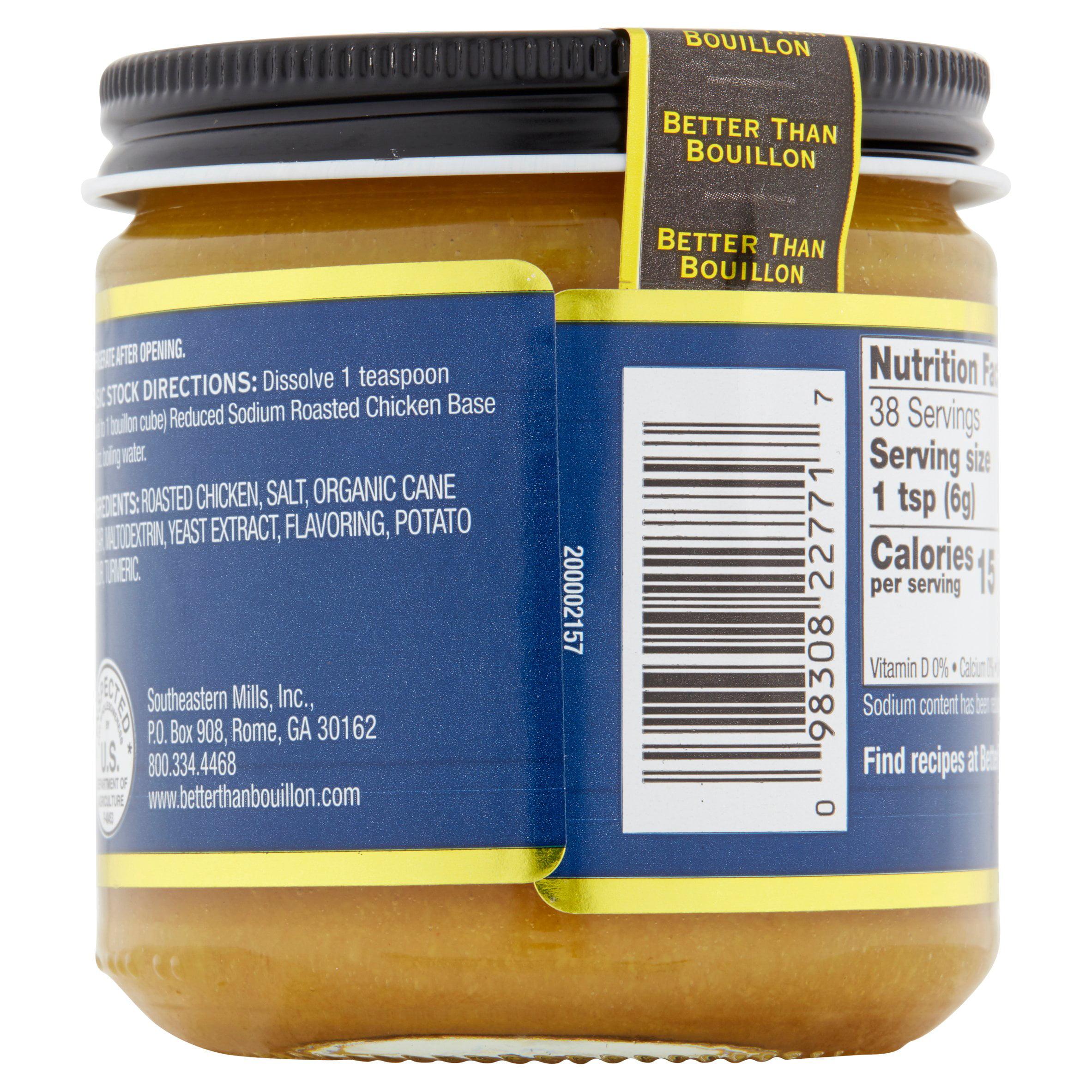 BTB Reduced Sodium Chicken - Walmart.com