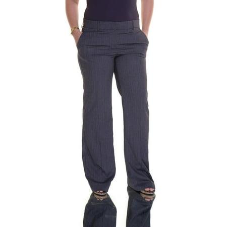 Jones New York Women's Straight-Leg Stretch Trousers Pant Size 4 Jones New York Elastic