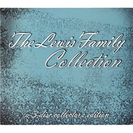 Lewis Family Collection (Lewis Hand Signed)