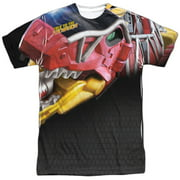 Power Rangers - Big Zord - Short Sleeve Shirt - XXX-Large