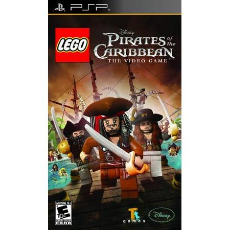 LEGO Pirates of the Caribbean - Sony PSP LEGO Pirates of the Caribbean - Sony PSP