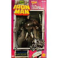 iron man war machine 10 inch deluxe edition action figure