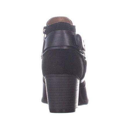 Indigo Rd. Sansun2 Belted Ankle Boots, Black - image 1 of 6