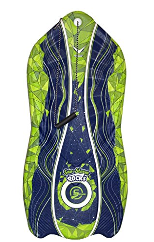 Viper Snow Sled (Green) New by