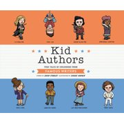 Kid Authors: True Tales of Childhood from Famous Writers (Audiobook)