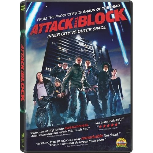Attack The Block (Anamorphic Widescreen)