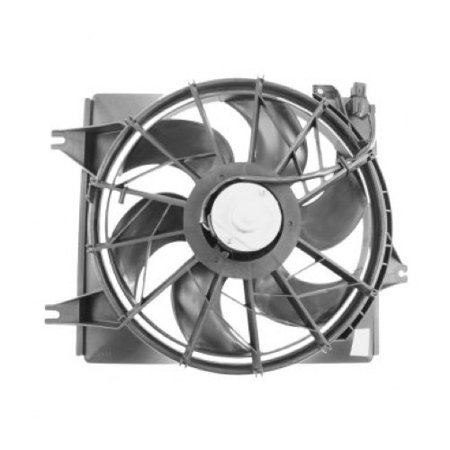 Hyundai Elantra Radiator Hose (New Radiator Cooling Fan for Hyundai Elantra - 25386-2D000 )