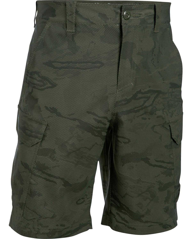 Under Armour Men's Fish Hunter Cargo Shorts - 1244207-330