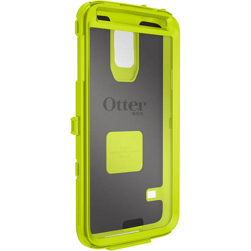 OtterBox Defender Series Case for Samsung Galaxy S5, Green
