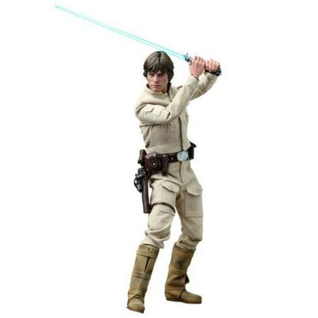Hot Toys   Star Wars Figurine Mms Dx 1 6 Luke Skywalker  Bespin Outfit  30