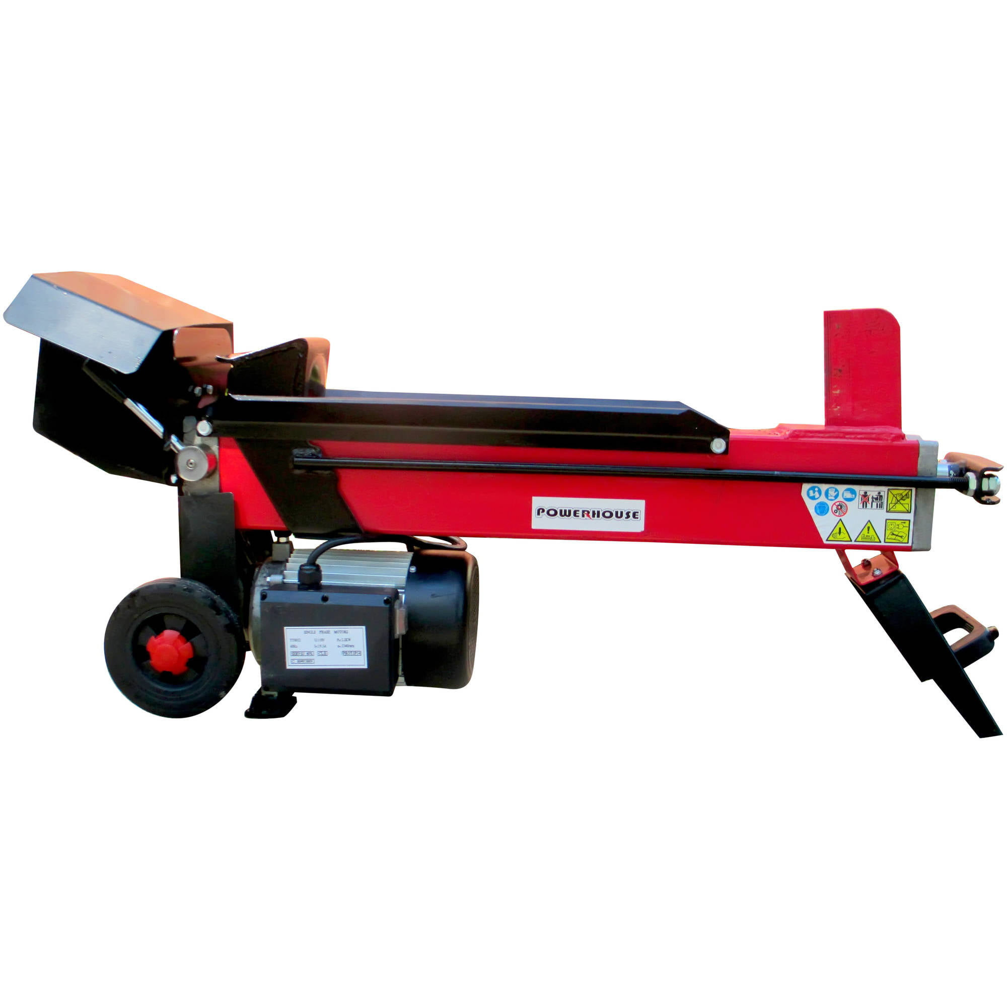 Powerhouse 7-Ton Electric Hydraulic Log Splitter by Generic