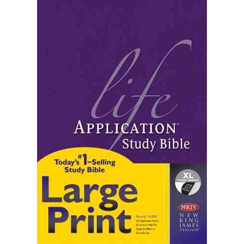 Life Application Study Bible: New King James Version