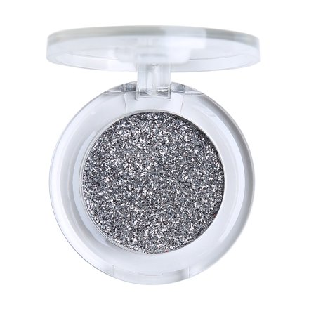 PHOERA Glitter Powder Shimmering Colors Eyeshadow Metallic Eye Cosmetic ()