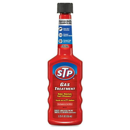 STP Gas Treatment, 5.25 fluid ounces, 18039, Fuel