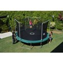BouncePro 15' Trampoline and Enclosure Combo
