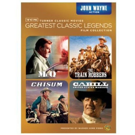 TCM Greatest Classic Legends Film Collection: John Wayne Action ( (DVD))