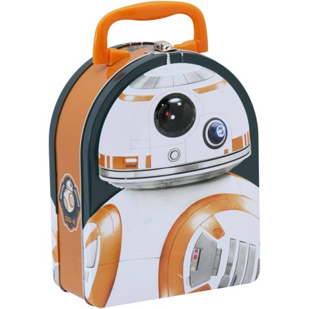 Star Wars Bb 8 Arch Shaped Tin Carrier