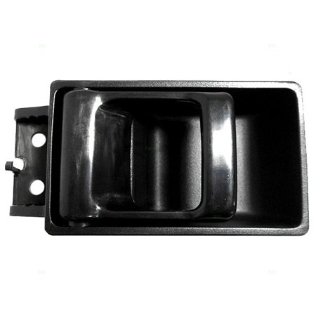 Inside Inner Door Handle Black Replacement for Nissan Pickup Truck 8067055G03 - Nissan Pickup Replacement Bumper