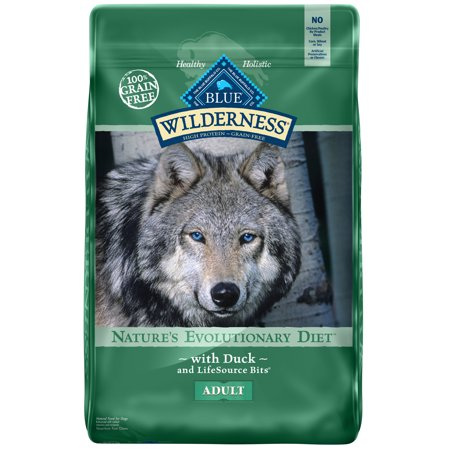 Blue Buffalo Wilderness High Protein Grain Free, Natural Adult Small Breed Dry Dog Food, Chicken (50 American Buffalo)