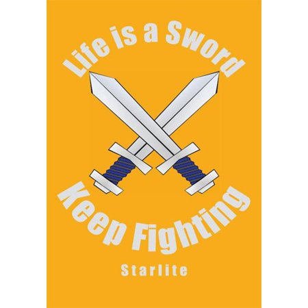 English Sword Fighting (Life Is a Sword, Keep Fighting -)