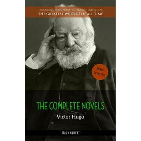 Victor Hugo: The Complete Novels - eBook