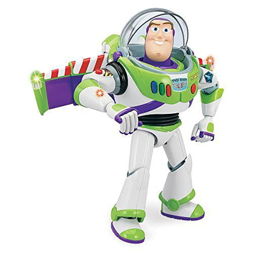 Disney Toy Story Advanced Talking Buzz Lightyear Action Figure 12'' by