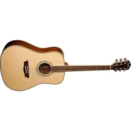 Washburn Model WCD18 Comfort Series Spruce Top Acoustic Dreadnought Size Guitar