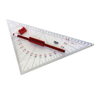 Weems & Plath Professional Protractor Triangle - Weems Protractor