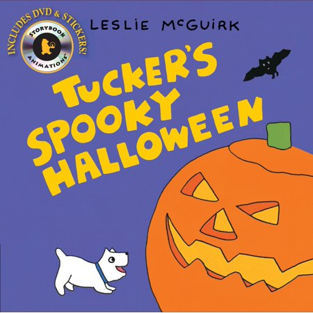 Tucker's Spooky Halloween: Book and Animation - Animation Halloween 2017