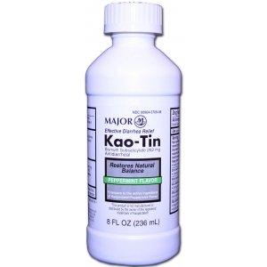 Antidiarrhéiques Kao-Tin - Numéro de l'article 1345222EA