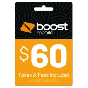 Boost Mobile $60 e-PIN Top Up (Email Delivery)