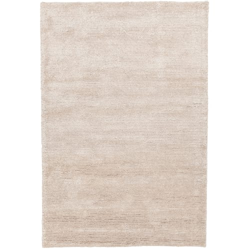 Chandra Rugs MAE390-913 Mae 9' x 13' Rectangle Wool Hand Woven Solid Area Rug